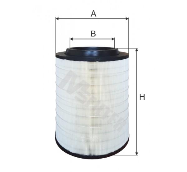 A 801 Фільтр забору повітря для ДВЗ