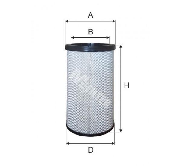 A 8099/1 Фільтр забору повітря для ДВЗ
