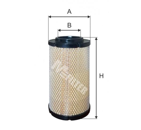 A 8089 Фільтр забору повітря для ДВЗ