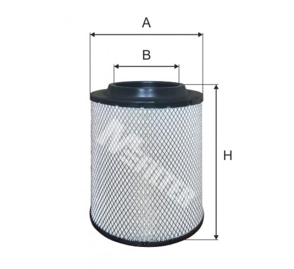A 8090 Фільтр забору повітря для ДВЗ