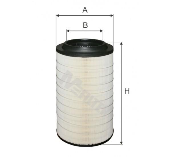 A 8093 Фільтр забору повітря для ДВЗ