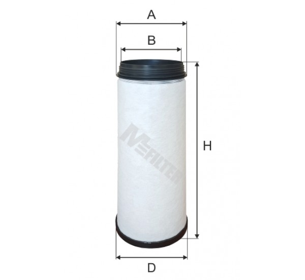 A 8093/1 Фільтр забору повітря для ДВЗ
