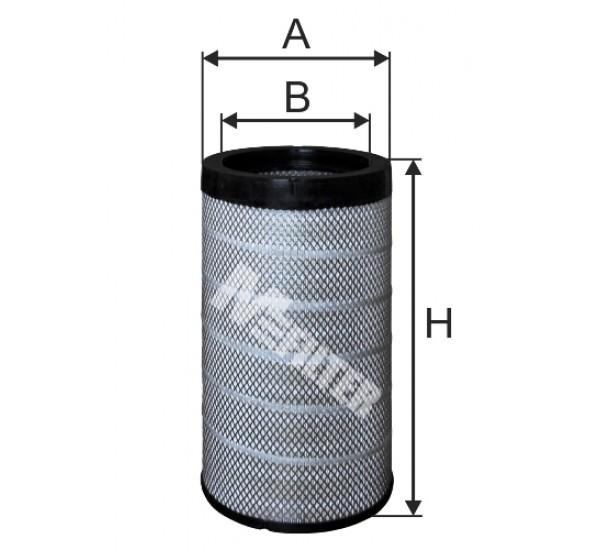 A 8081 Фільтр забору повітря для ДВЗ