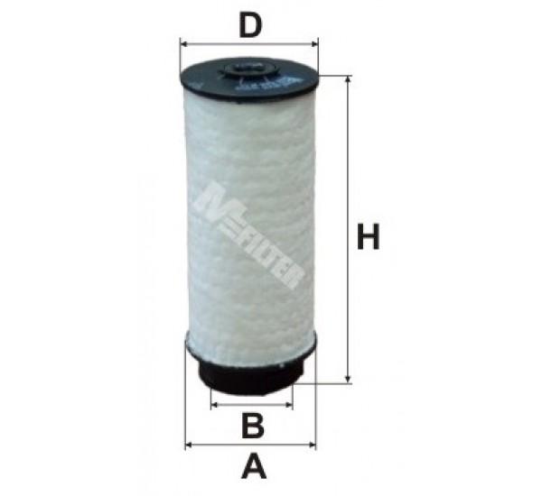 DE 3132 Фільтр для фільтрування палива у ДВЗ
