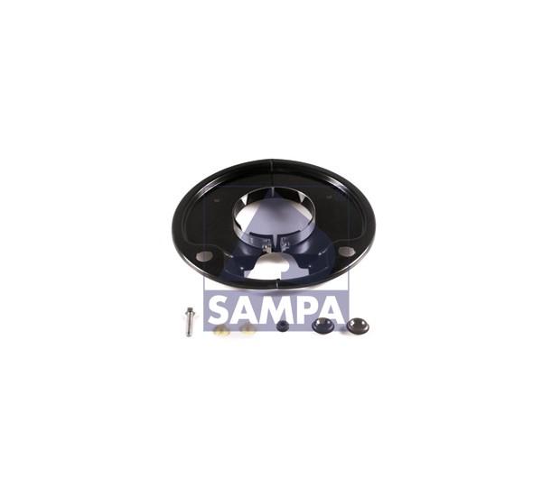 Пыльник барабана торм. SAF (пр-во SAMPA)