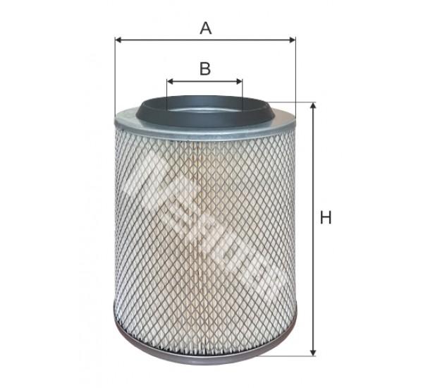 A 145 Фільтр повітряний