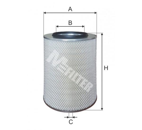 A 149 Фільтр забору повітря для ДВЗ