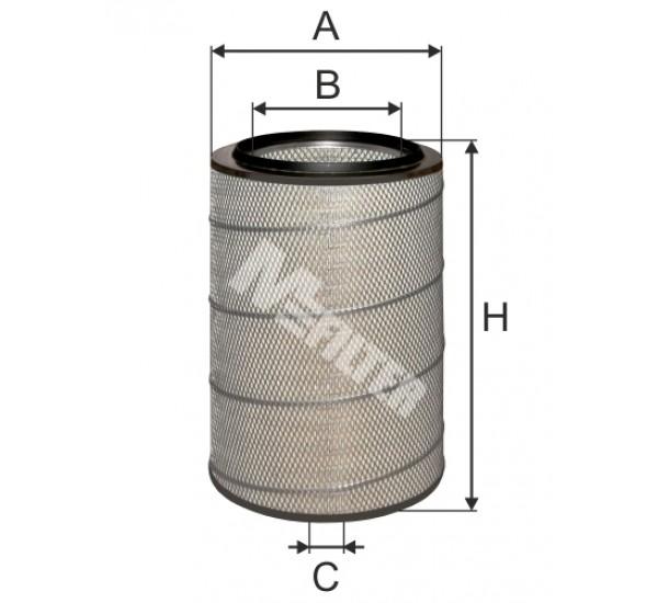 A 152/1 Фільтр забору повітря для ДВЗ