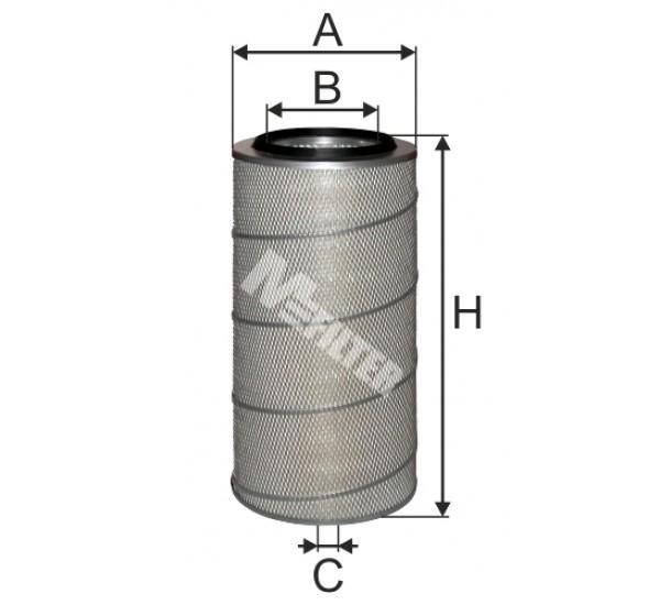 A 154 Фільтр забору повітря для ДВЗ