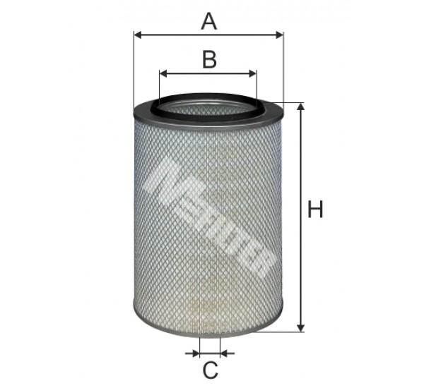 A 200 Фільтр забору повітря для ДВЗ