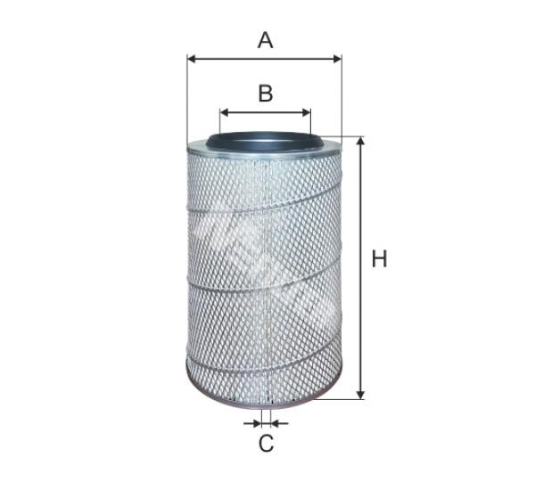 A 329 Фільтр забору повітря для ДВЗ