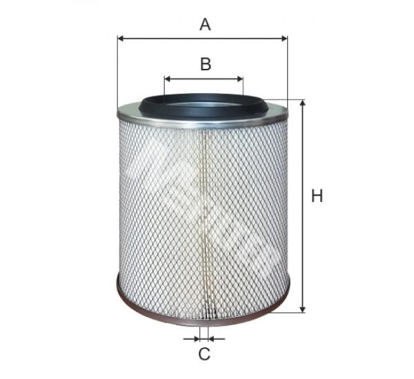 A 361 Фільтр повітряний