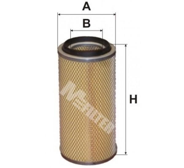 A 518 Фільтр повітряний