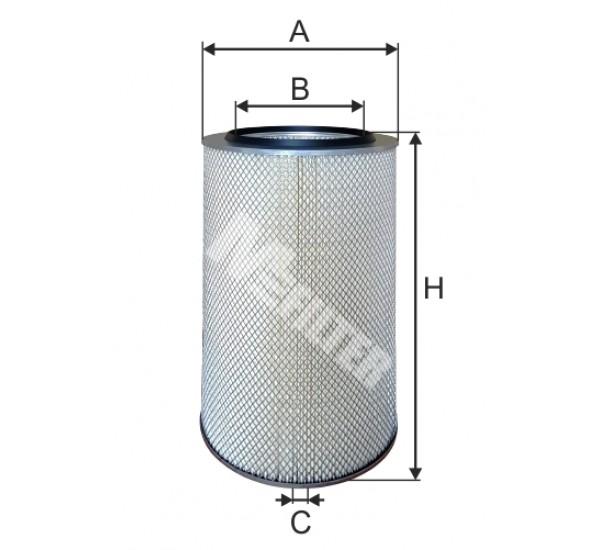 A 520 Фільтр забору повітря для ДВЗ