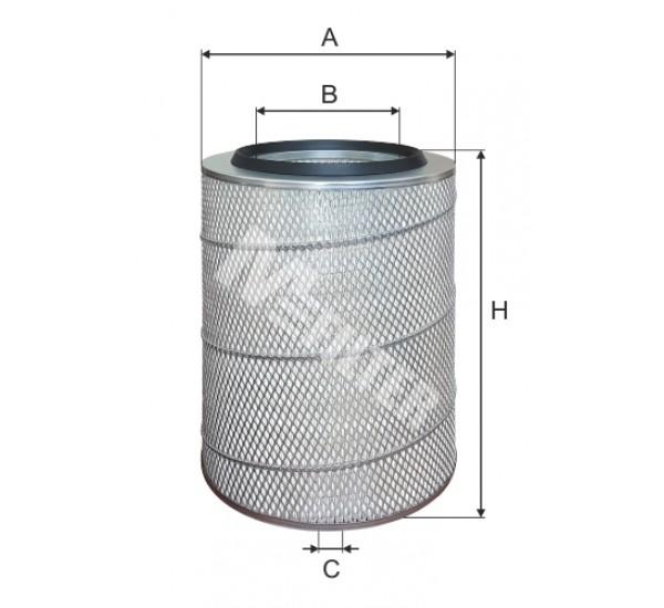 A 540 Фільтр забору повітря для ДВЗ