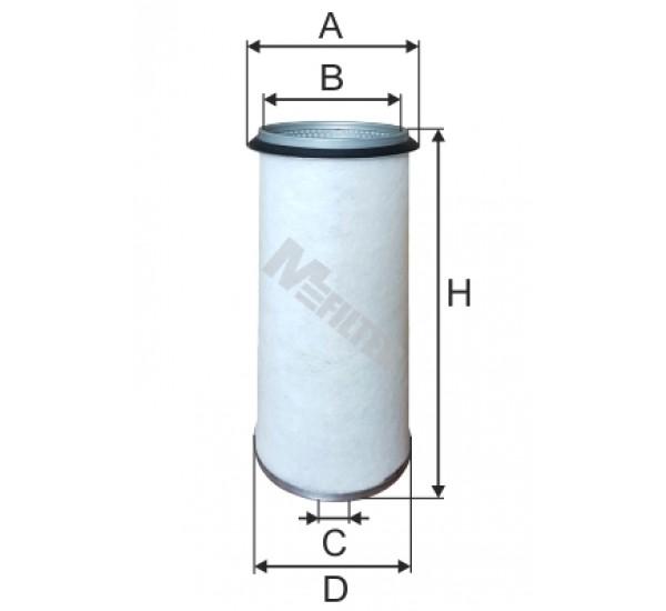 A 540/1 Фільтр повітряний