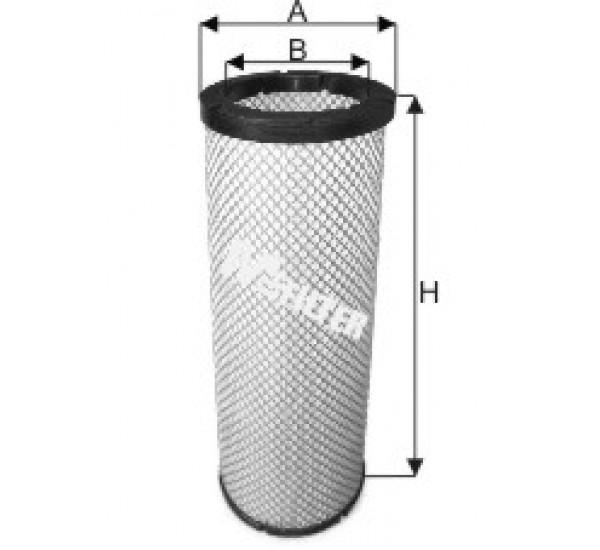 A 542/1 Фільтр забору повітря для ДВЗ