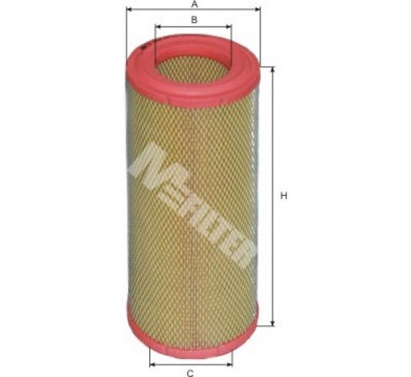 A 549 Фільтр забору повітря для ДВЗ