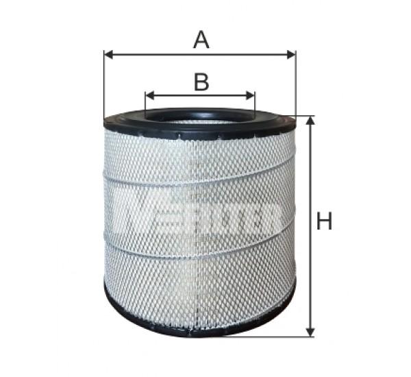 A 555 Фільтр повітряний