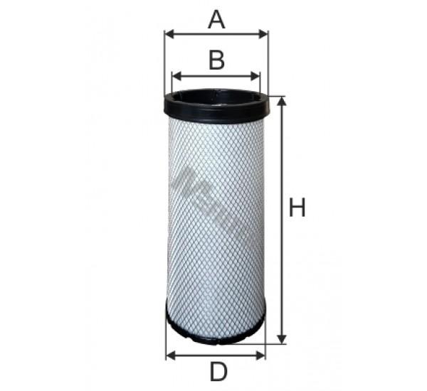 A 559/1 Фільтр повітряний