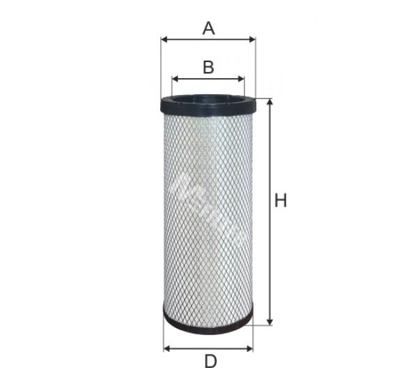 A 560/1 Фільтр забору повітря для ДВЗ