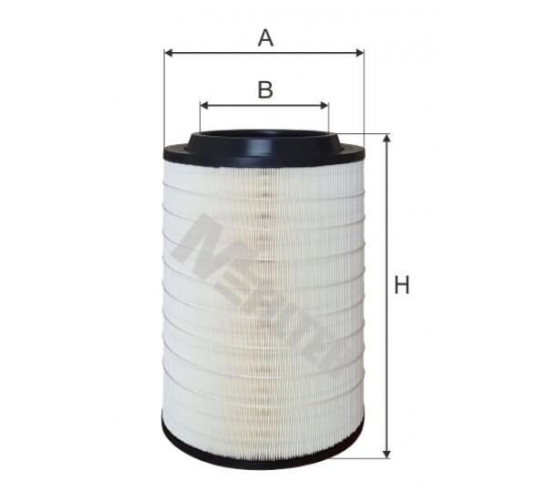 A 573 Фільтр забору повітря для ДВЗ