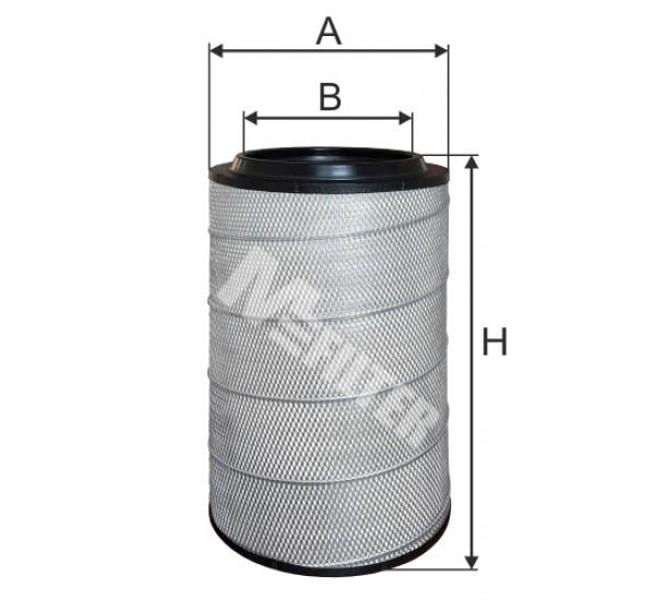 A 575 Фільтр забору повітря для ДВЗ