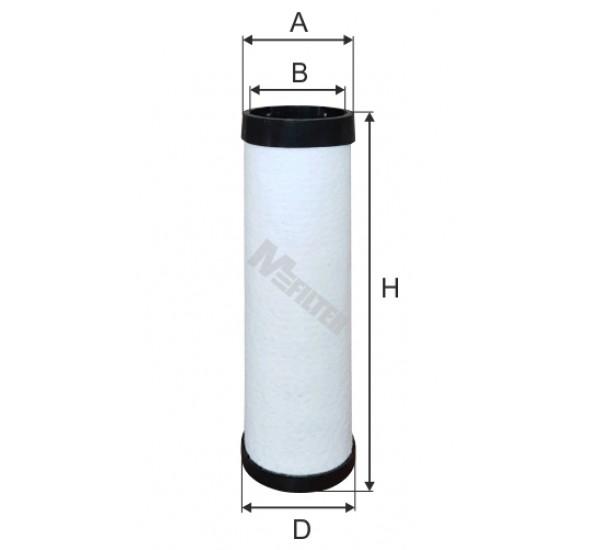 A 581/1 Фільтр забору повітря для ДВЗ