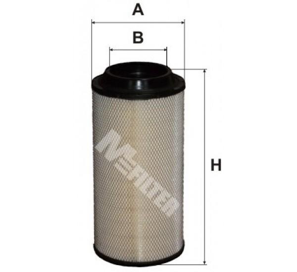 A 582  Фільтр забору повітря для ДВЗ