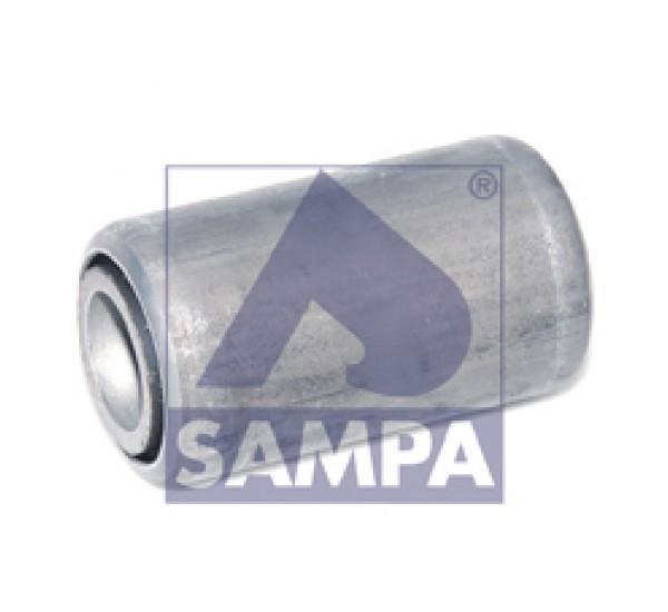 Сайлентблок 30*57*102 ресори BPW (вир-во Sampa)