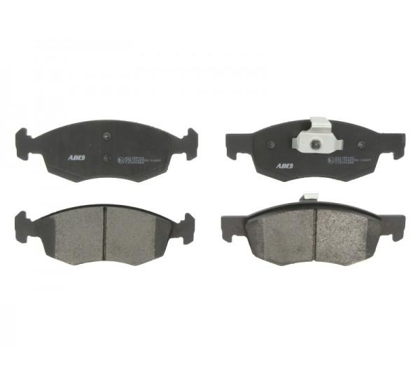 Комплект гальмівних колодок передн. DACIA LOGAN, LOGAN EXPRESS, LOGAN II, LOGAN MCV, LOGAN MCV II