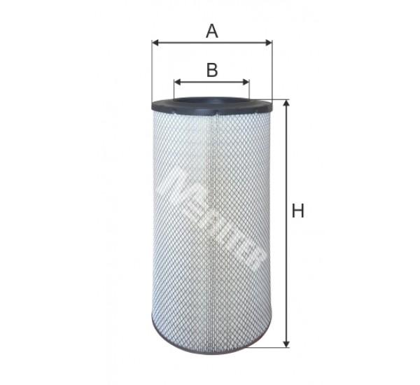 A 596 Фільтр повітряний