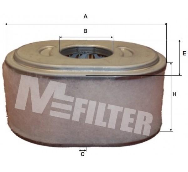 A 8015 Фільтр повітряний