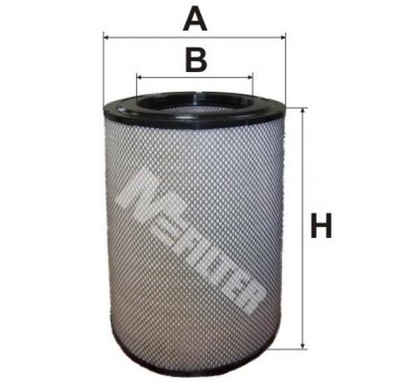 A 8018 Фільтр повітряний