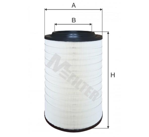 A 802 Фільтр забору повітря для ДВЗ