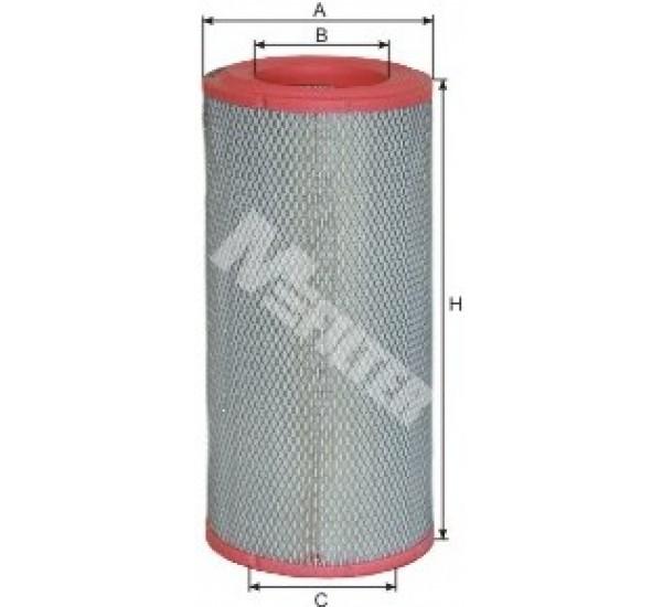 A 821 Фільтр забору повітря для ДВЗ