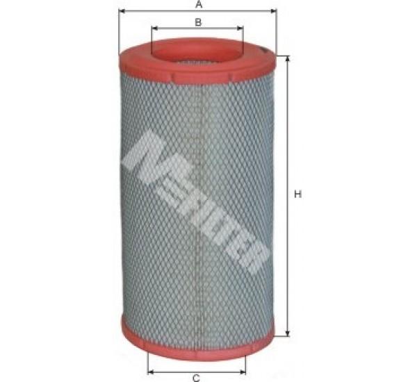 A 822 Фільтр забору повітря для ДВЗ