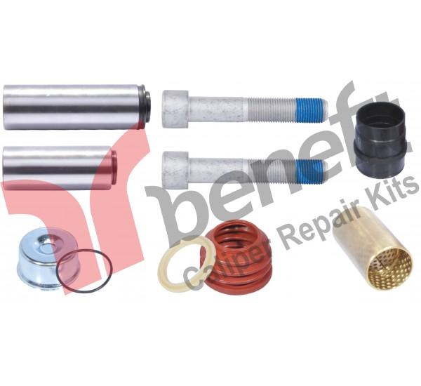 Knorr 1556 РМК направляючих і пильників супорту, II39769F0062, K0108, 42537451 ( В-во BENEFIT)
