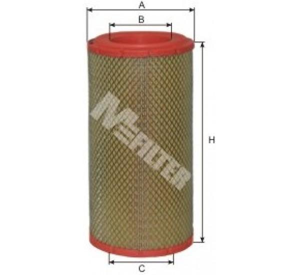 A 823 Фільтр забору повітря для ДВЗ