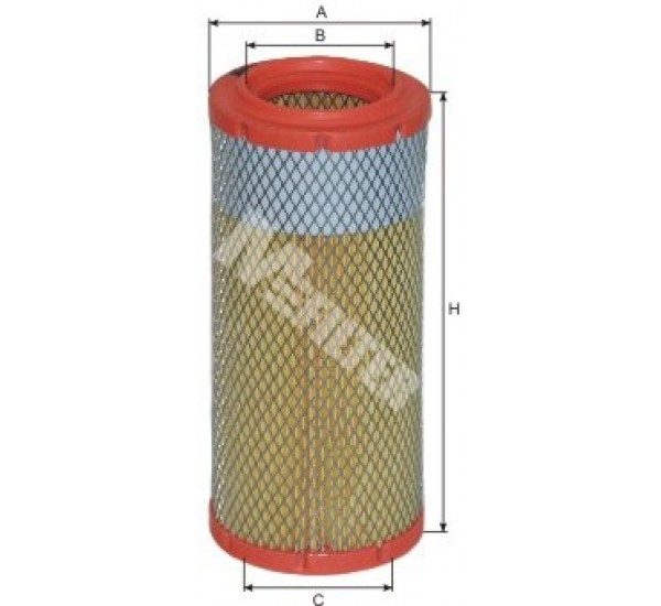 A 830 Фільтр забору повітря для ДВЗ