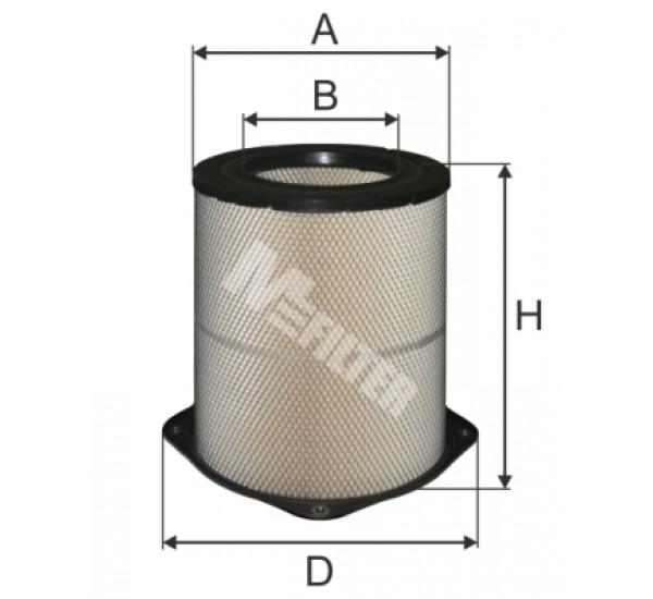 A 850 Фільтр забору повітря для ДВЗ