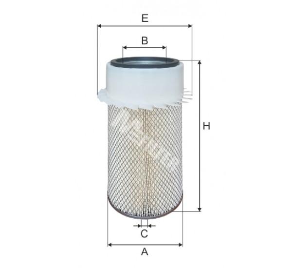 A 868 Фільтр повітряний
