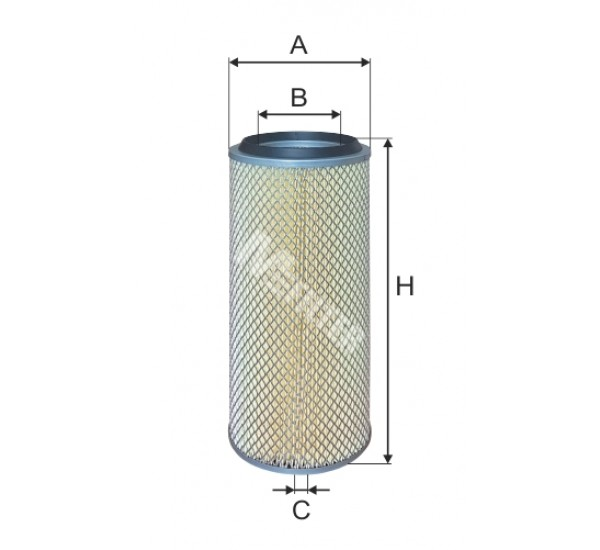 A 895/1 Фільтр повітряний