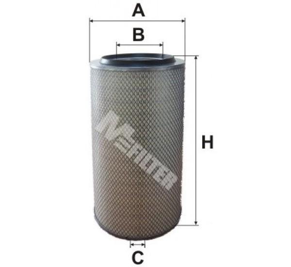 A 897 Фільтр забору повітря для ДВЗ