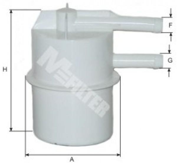 BF 05 Фільтр паливний