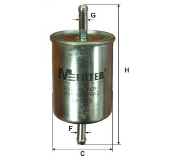 BF 305 Фільтр паливний