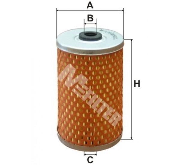 DE 15 Фільтр паливний