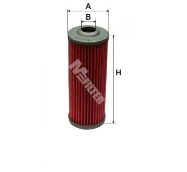 DE 3101 Фільтр паливний