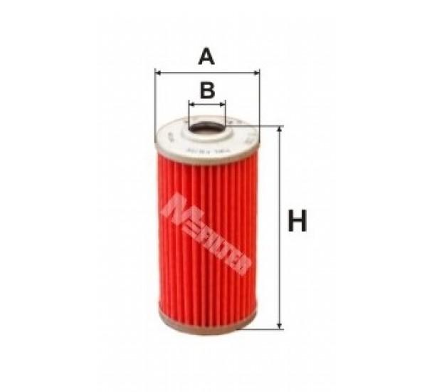 DE 3102 Фільтр паливний