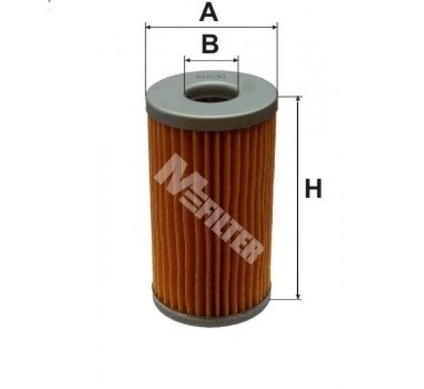 DE 3104 Фільтр паливний